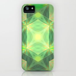 Gem light iPhone Case