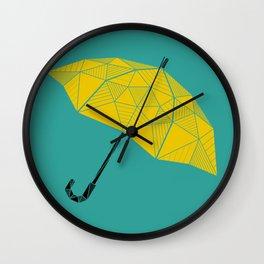 How I Met Your Mother - Yellow Umbrella Wall Clock