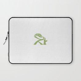 Tea / 차 Cha Laptop Sleeve