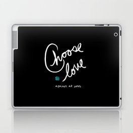 Against All Odds Laptop & iPad Skin