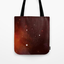A Constellation for the Empire Tote Bag