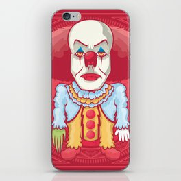 The old derry iPhone Skin