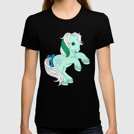g1 my little pony Ice Crystal T-shirt