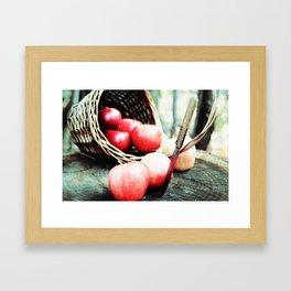 Where's Red (1) Framed Art Print