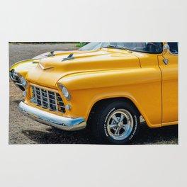 Vintage Truck Rug