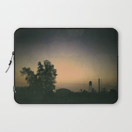 one october night. Laptop Sleeve