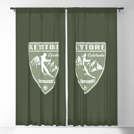 Keystone Colorado Blackout Curtain