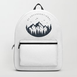 Be Unconventional Backpack
