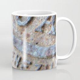 Agua Libre. Fashion Textures Coffee Mug