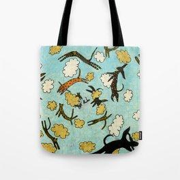 Animal Skies Tote Bag