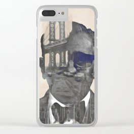 Marty NYC Clear iPhone Case