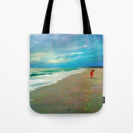 Sanibel Storm Tote Bag