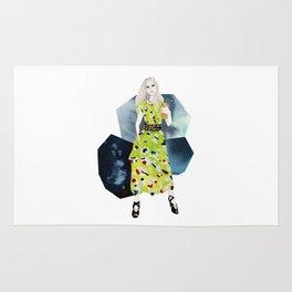 Fashion Vignette April 2017 Rug
