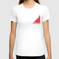n7 T-shirts featuring N7 Vanguard by Draygin82