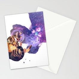 Catstronaut Stationery Cards