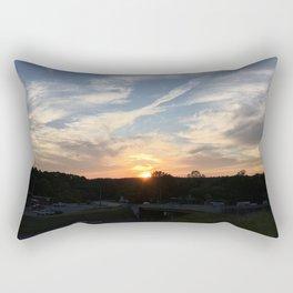 Blazing Glory Rectangular Pillow