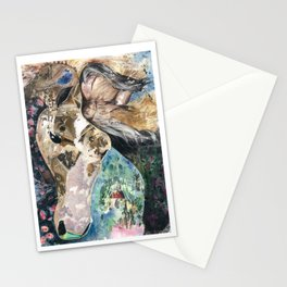 Values Stationery Cards