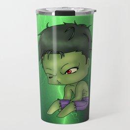 Chibi Hulk Travel Mug