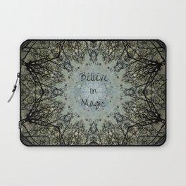 Believe in Magic Laptop Sleeve