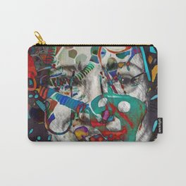 she plays a mean pinball Carry-All Pouch
