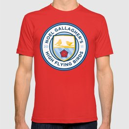Noel Gallagher's High Flying Birds Crest T-shirt