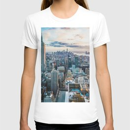 New York City (Color) T-shirt