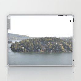 Deep Cove Laptop & iPad Skin