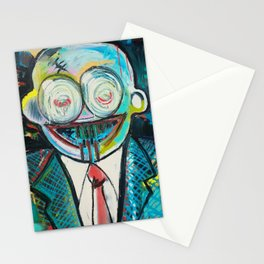 Dusthead Stationery Cards