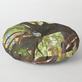 The Mighty Oak Floor Pillow