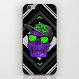 Hip Hop 4 life iPhone Skin