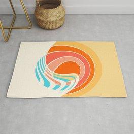 Sun Surf Rug