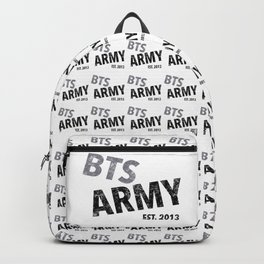 BTS ARMY Est.2013 Backpack