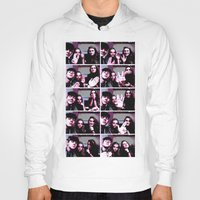 friendship Hoodies featuring Friendship by Wis Marvin