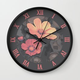 All our yesterdays Wall Clock