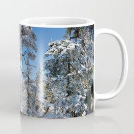 Winter in March Coffee Mug