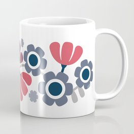 Simple flowers Coffee Mug