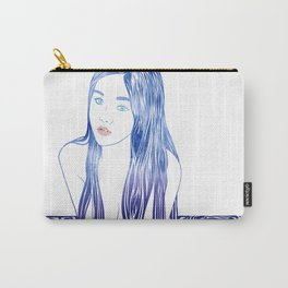 Water Nymph L Carry-All Pouch