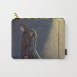 Rain down Carry-All Pouch