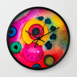 Color-eye-zed Wall Clock