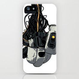 GLaDOS iPhone Case