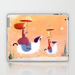 walk of princes Laptop & iPad Skin