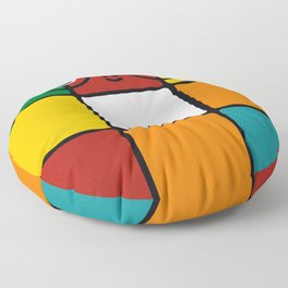 Rubik Floor Pillow