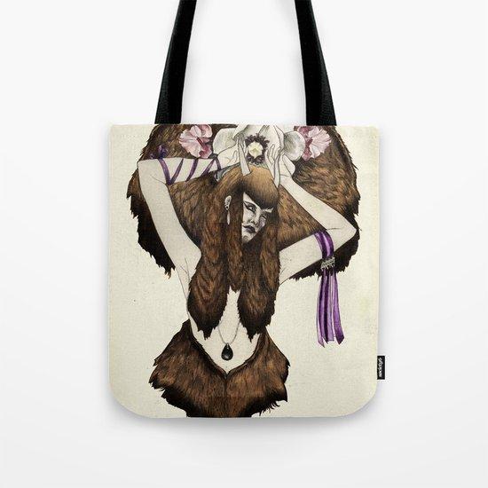 C A P R I C O R N - colour edition Tote Bag