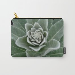 Golden Ratio in a Wild Weed Carry-All Pouch