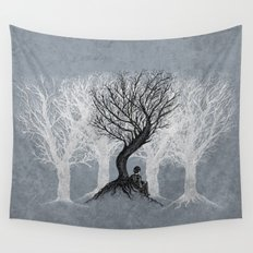 Beneath the Branches Wall Tapestry