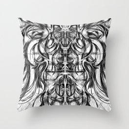VIII Throw Pillow