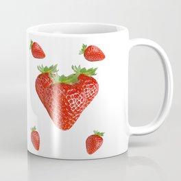 Strawberry Love Coffee Mug