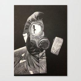 Poisonous Lust Canvas Print