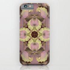 vintage orchid  Slim Case iPhone 6s
