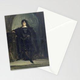 Eugne Delacroix - Self Portrait as Ravenswood Stationery Cards
